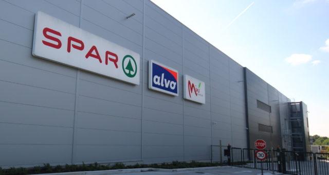 Centre de distribution Spar Retail