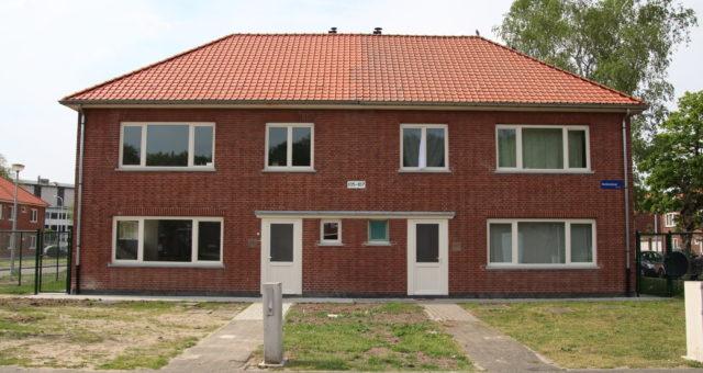 "Quartier ""Otterbeek"", rénovation de 145 logements"