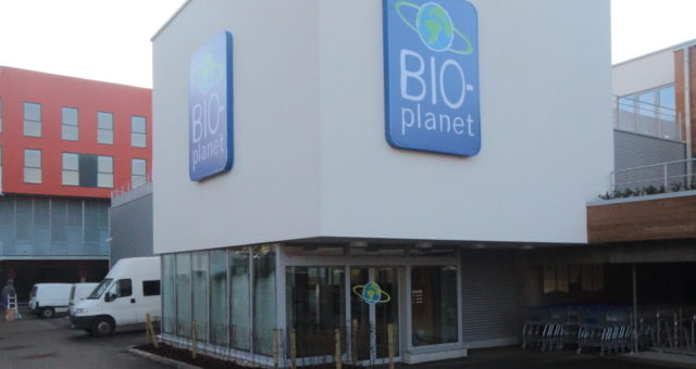 Bio-Planet et Group Academy Colruyt