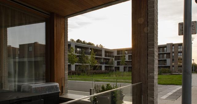"""Résidence Maaike + 39 logements sociaux – """"Sociale Last"""""""
