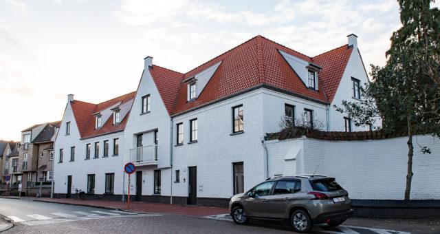Projet Vogelzang: 35 logements sociaux