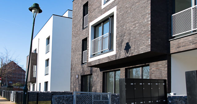 Conception et construction de 78 logements passifs