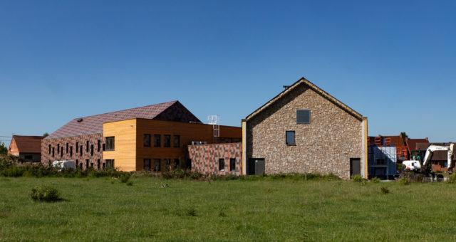 Conception et construction d'une maison de repos et de soins – en exécution
