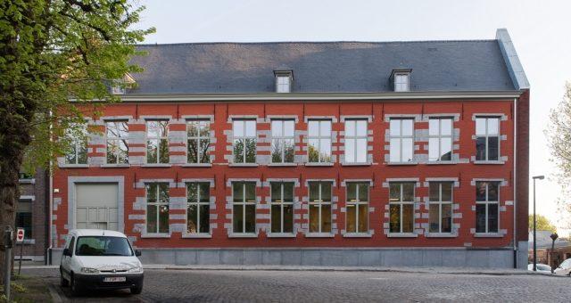 Rénovation et restauration du bâtiment du sis Place du Parc n°22 – Mons