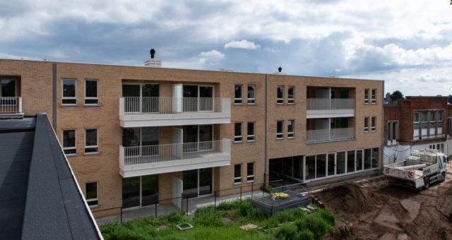 """Le projet """"Passage"""": 21 logements sociaux + salle commune –"""