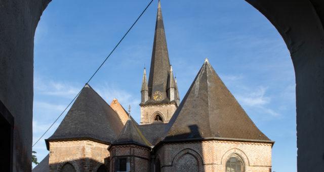 Restauration des toitures de l'Eglise Saint-Géry – Boussu