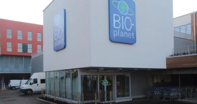 Bio-Planet en Group Academy Colruyt