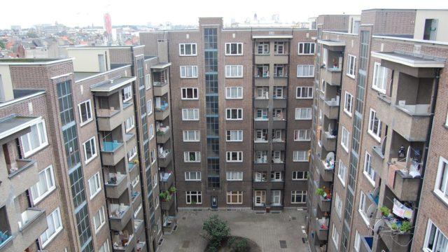 NIEUWE WERF: Nieuwbouw, renovatie, herinvulling en meerjarig onderhoud van het voormalige sociale woningbouwcomplex 'Fierensblokken' – Antwerpen