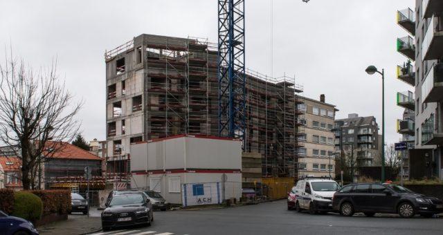 Sociale woningbouwprojecten Candries en Lemaire – in uitvoering