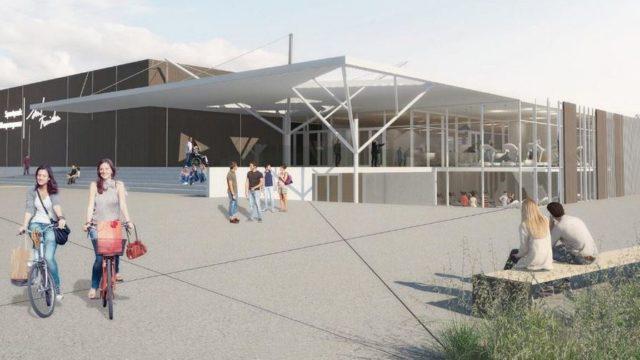"Architectura – 17 augustus 2020 – ""Sportcomplex Sint-Truiden ondergaat metamorfose"""