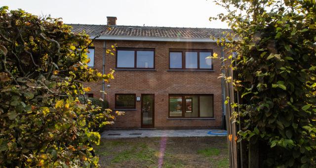 Oud Patrimonium II – renovatie van 27 woningen – Oostende – in uitvoering