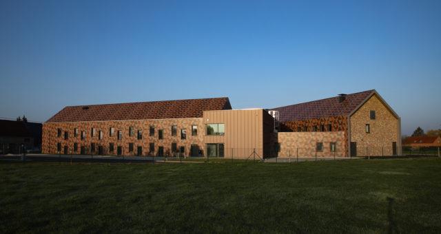 Ontwerp en bouw van rust- en verzorgingstehuis
