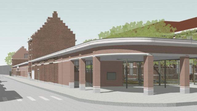 NIEUWE WERF: Basisschool De Molen, Antwerpen