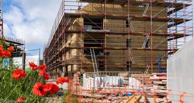 CBO nr 11: 26 woningen met ondergrondse parking – in uitvoering
