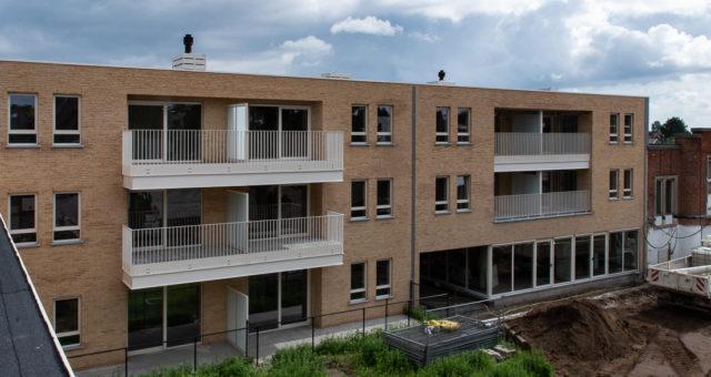 Project Passage: 21 sociale woningen + gemeenschapszaal